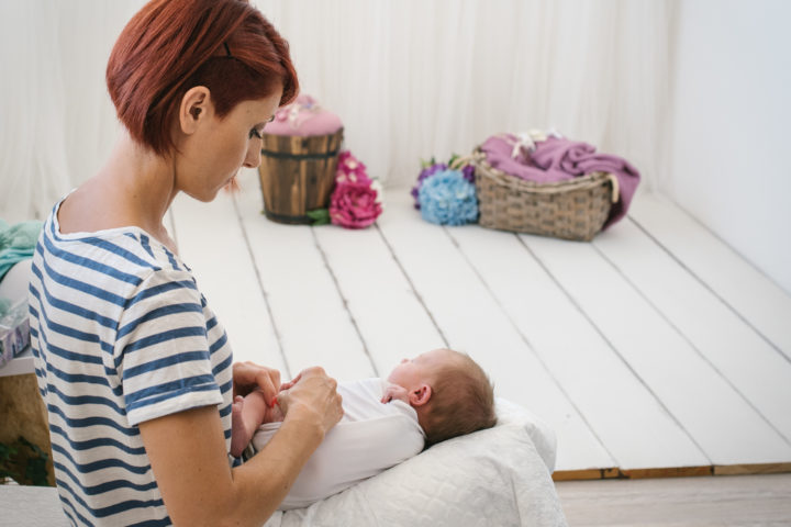 Fotografa Newborn - Anna Lisa Di Vaio