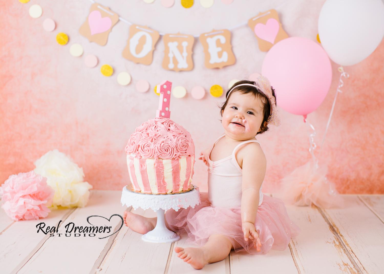 Smash Cake Servizio Fotografico - (4)