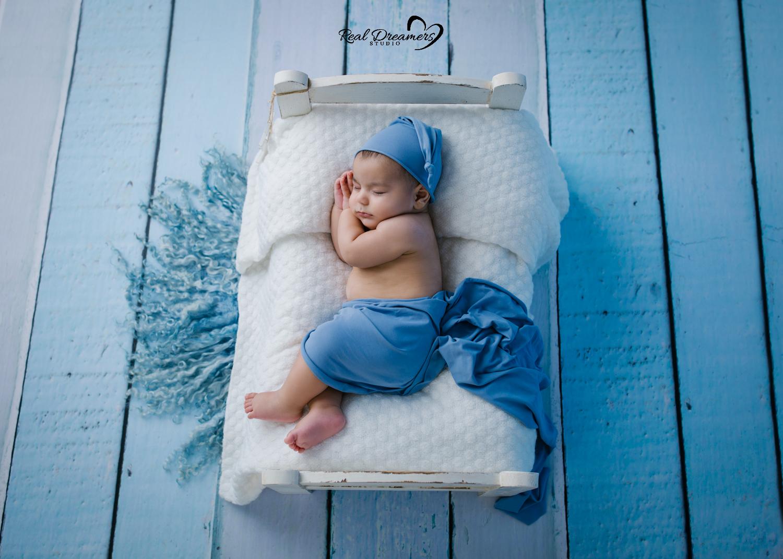 Servizio-Fotografico-Bebè- lettino-dorme