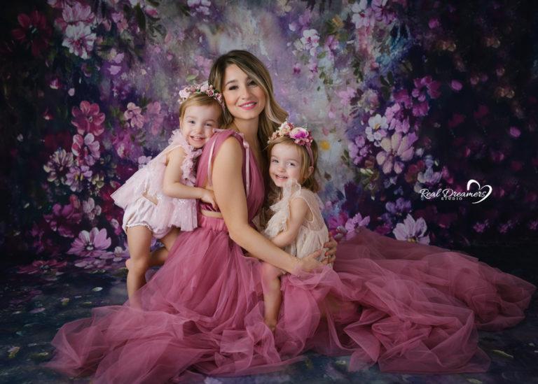 Servizio Fotografico Amore di Mamma