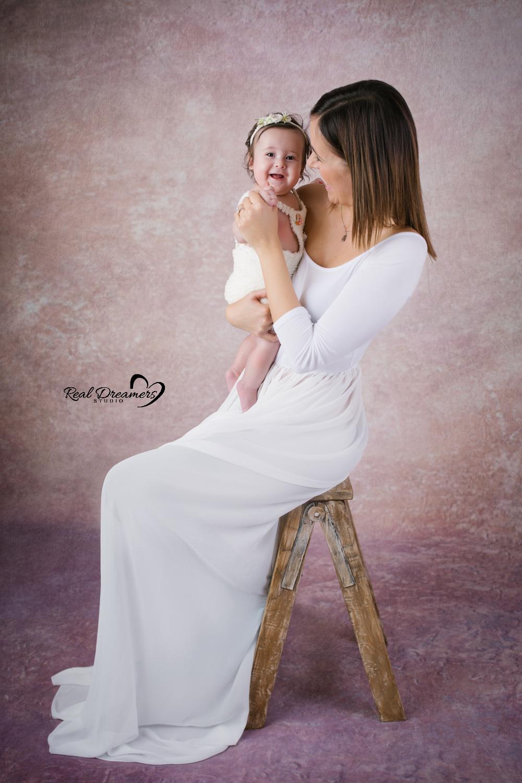 Servizio Fotografico Bebè con mamma