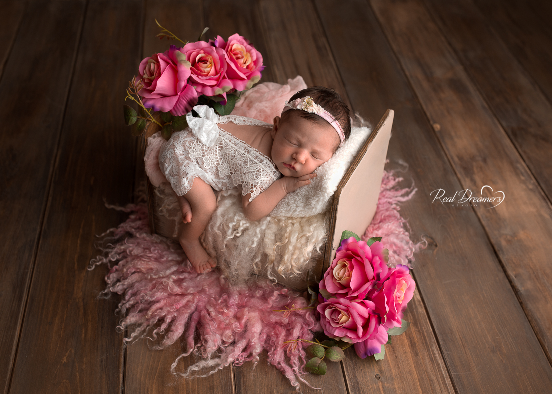 servizio fotografico newborn - roma