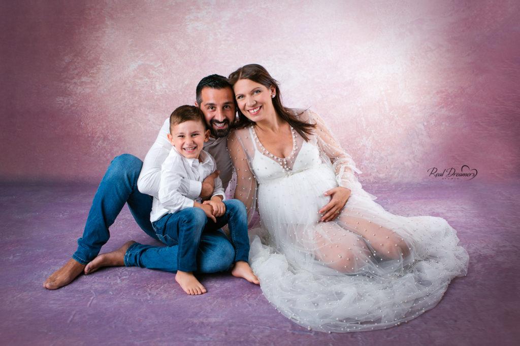 Real Dreamers Studio - servizio - fotografico -gravidanza
