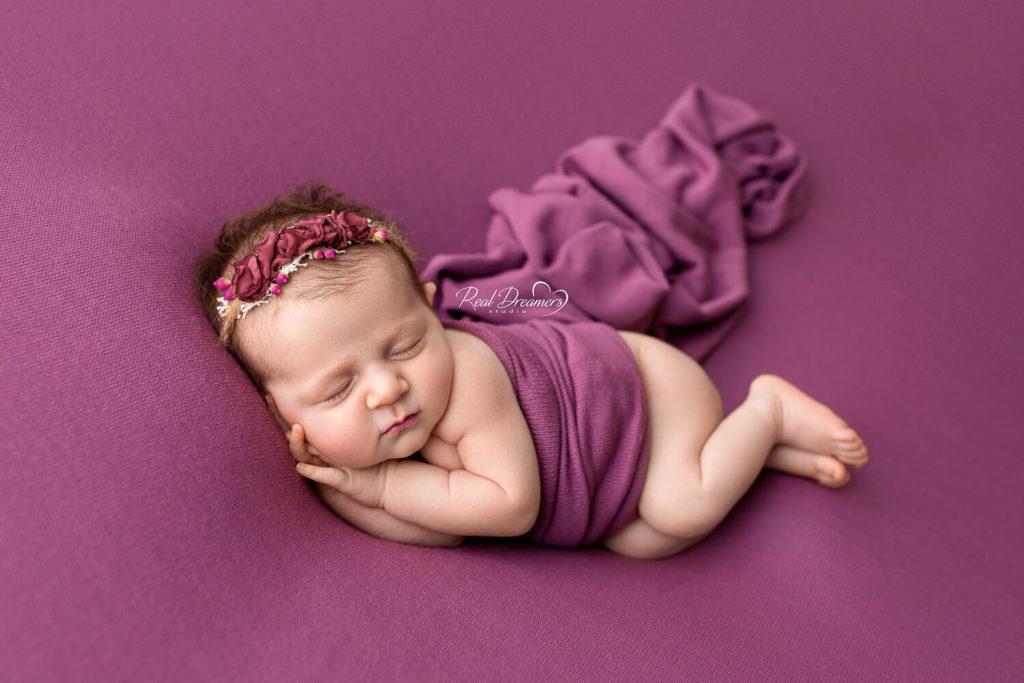 Lista Bimbi - Neonato dorme
