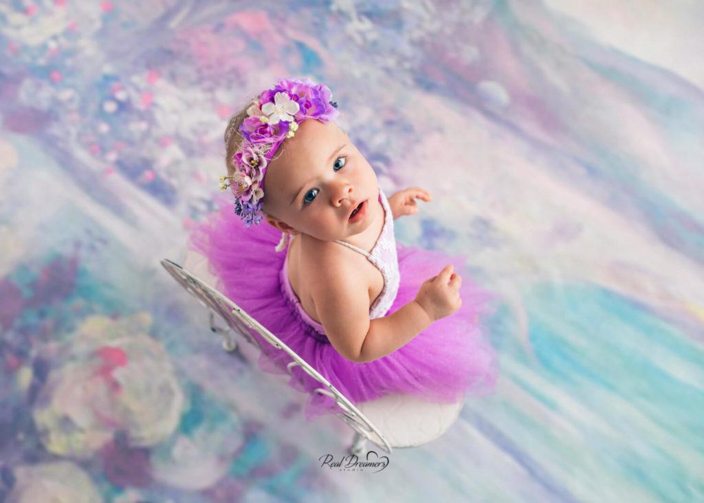 Servizio - Fotografico - Bambina - Principessa