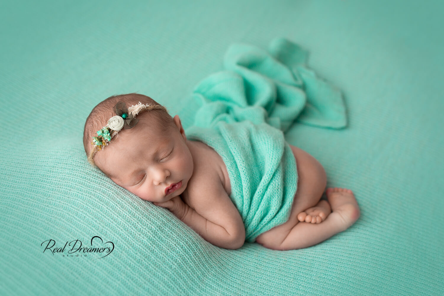 Real Dreamers Studio - newborn - Latina