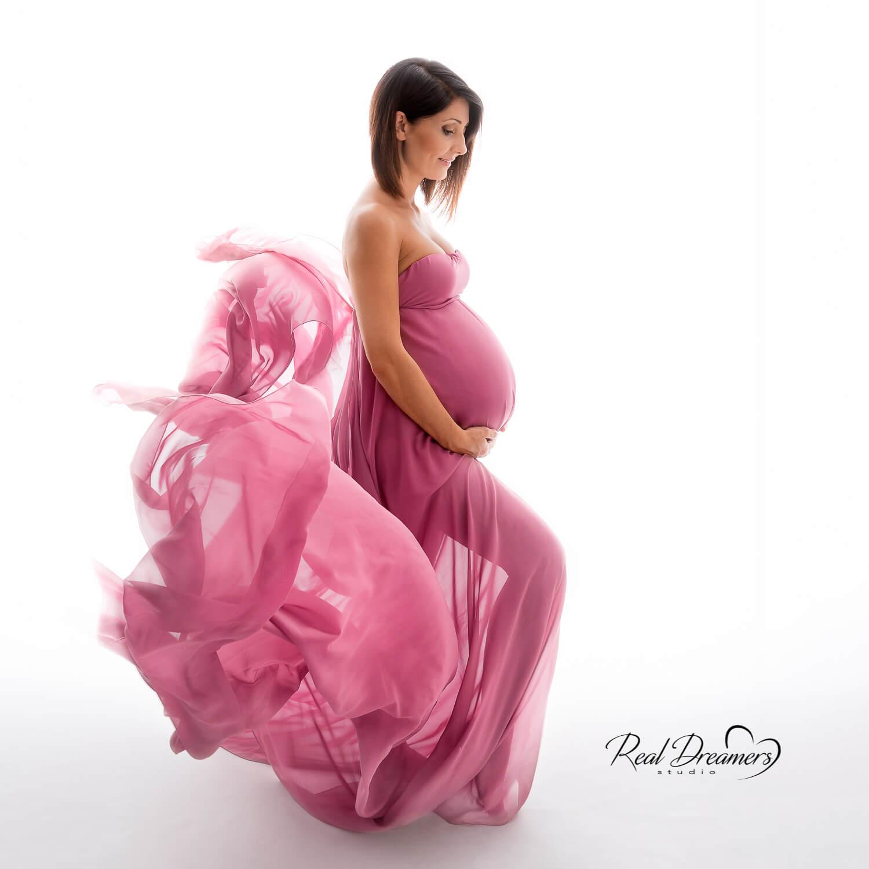 Real Dreamers Studio - fotografia - gravidanza - dolce - attesa - annalisa - di vaio