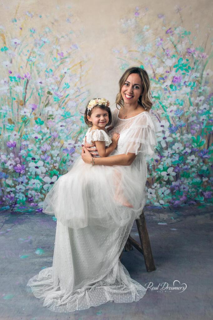 Real Dreamers Studio - foto -mamma - figlia