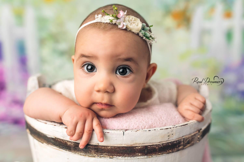Real Dreamers Studio - servizio - fotografico - bambina - tinozza- Latina