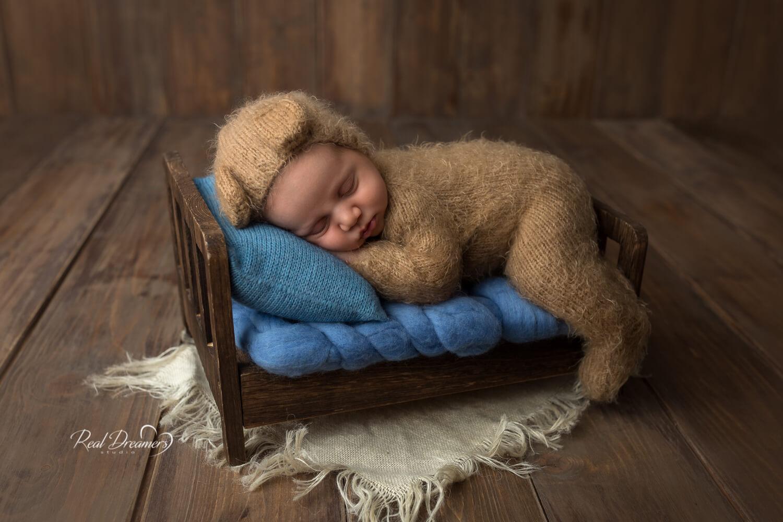 Real Dreamers Studio - servizio - fotografico - neonati - newborn - Latina